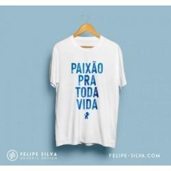 CAMISA PAIXÃO PRA TODA VIDA